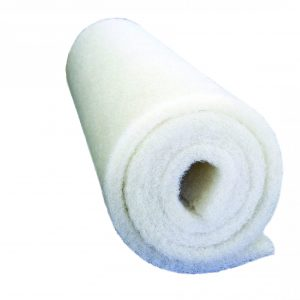 """Coarse Filter Media Roll - 1.25"""" Thick"""