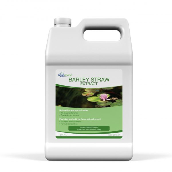 Barley Straw Extract - 3.78ltr / 1 gal