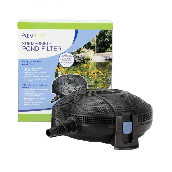 Submersible Pond Filter