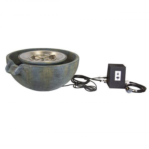 Fire and Water Spillway Bowl