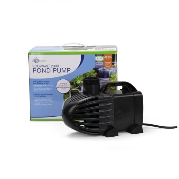 EcoWave® 2000 Pond Pump