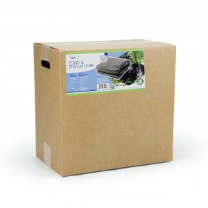 8 x 10 - 45 mil EPDM Boxed Liner