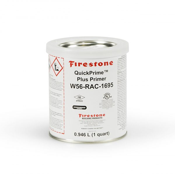 Firestone® QuickPrime Plus - EPDM Liner Seaming Tape Primer