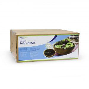 "Green Slate 40"" Patio Pond - 30 gal"