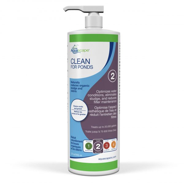 Clean for Ponds - 32 oz / 946 ml