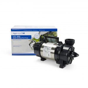 5-PL 5000 Solids-Handling Pond Pump