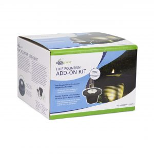 Fire Fountain Add-On Kit for Rippled Urns