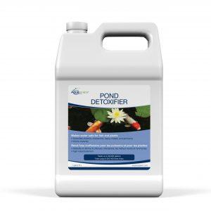 Pond Detoxifier - 3.78ltr / 1 gal