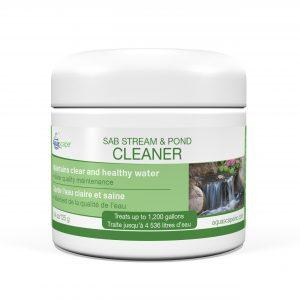 SAB Stream & Pond Cleaner - 125g / 4.4oz