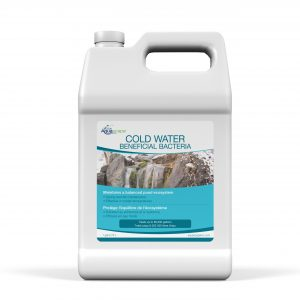 Cold Water Beneficial Bacteria - 3.78ltr / 1 gal
