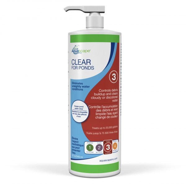Clear for Ponds - 32 oz / 946 ml