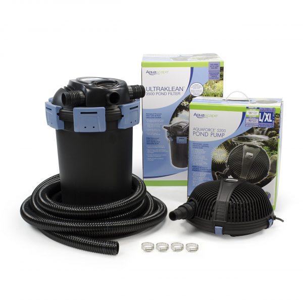 UltraKlean 3500 Pond Filtration Kit