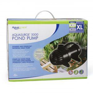 AquaSurge® 5000 Pond Pump