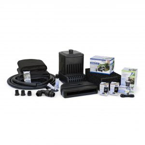 Medium Pondless® Waterfall Kit 16' Stream with AquaSurge 2000-4000 Pond Pump