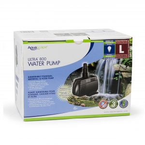 Ultra 800 Water Pump