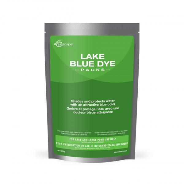 Lake Blue Dye Packs - 2 Packs