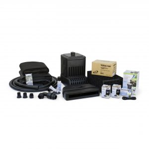 Medium Pondless® Waterfall Kit 16' Stream with 3-PL 3000 Pond Pump