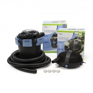 UltraKlean 2500 Pond Filtration Kit