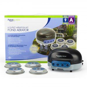 4-Outlet Pond Aeration Kit