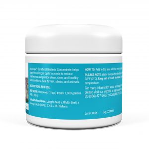 Beneficial Bacteria Concentrate - 125g / 4.4oz