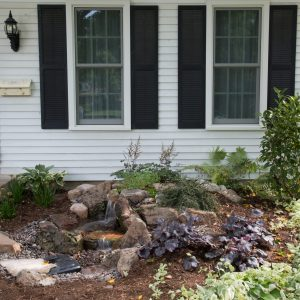 DIY Backyard Waterfall Kit