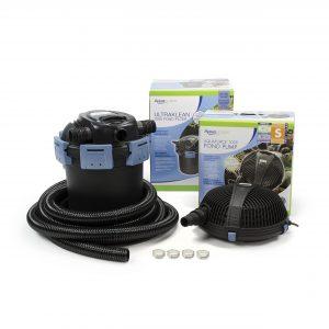 UltraKlean 1500 Pond Filtration Kit