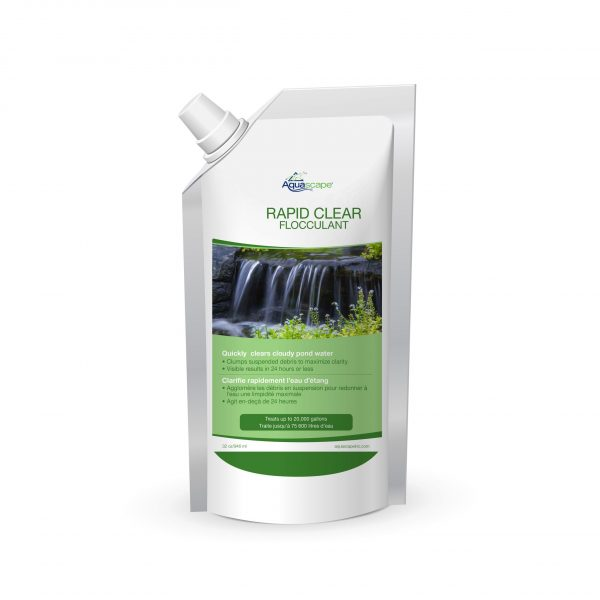 Rapid Clear Flocculant - (Refill Pouch) 946ml / 32oz
