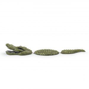Floating Alligator Decoy