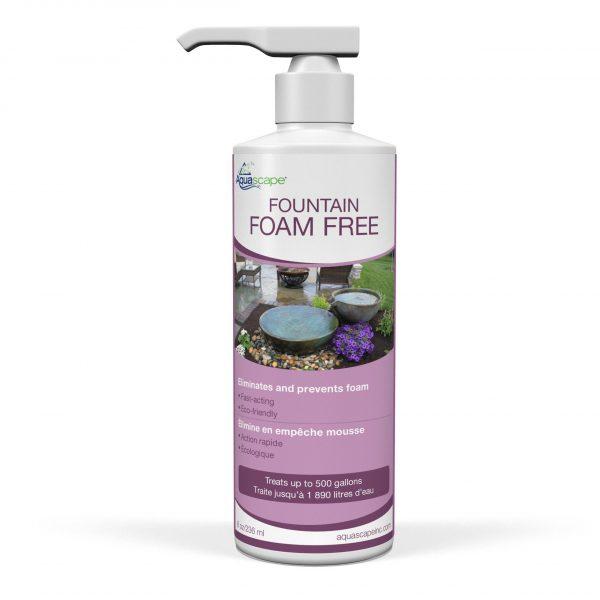 Fountain Foam Free - 236ml / 8oz