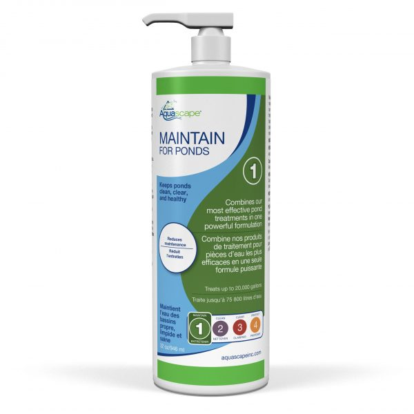 Maintain for Ponds - 32 oz / 946 ml