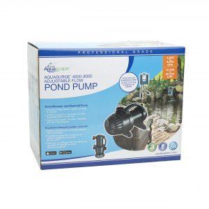 AquaSurge® 4000-8000 Adjustable Flow Pond Pump