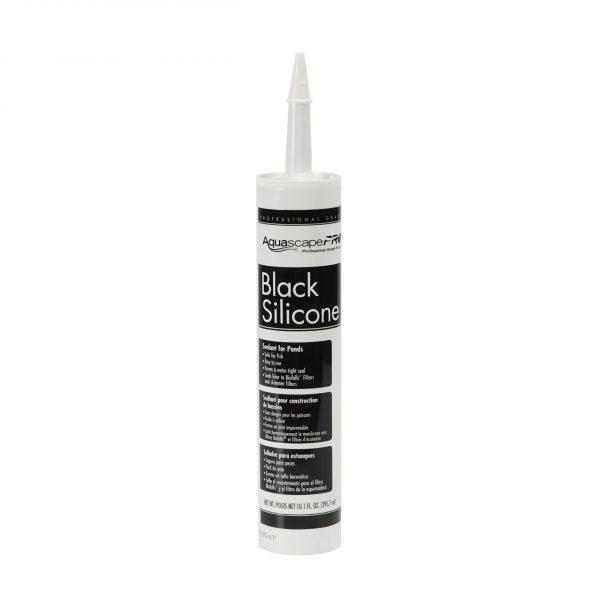 Black Silicone Sealant - 10.1 oz