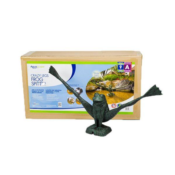 Crazy Legs Frog Spitter