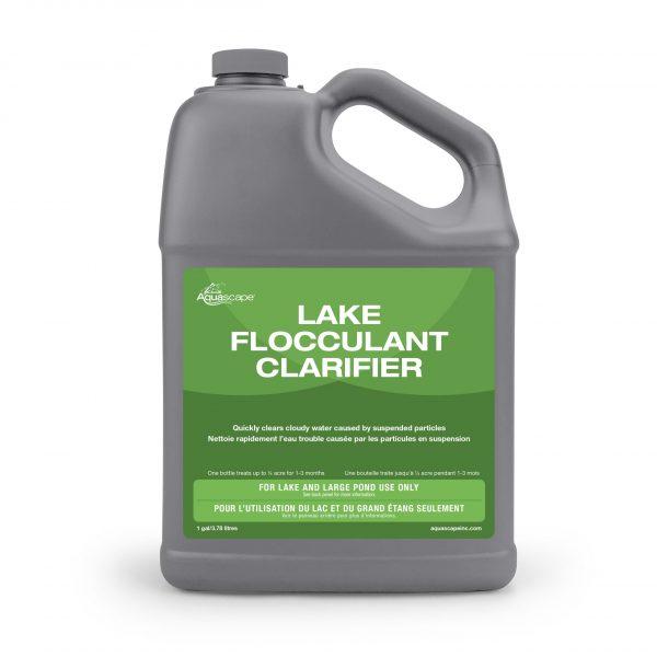 Lake Flocculant Clarifier - 1 gal