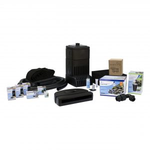Large Pondless® Waterfall Kit 26' Stream with SLD 5000-9000 Adjustable Flow Pond Pump