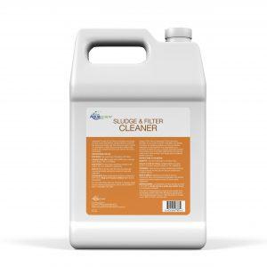 Sludge & Filter Cleaner - 3.78ltr / 1 gal