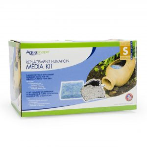 Small Pond Filter Urn Media Replacement Kit