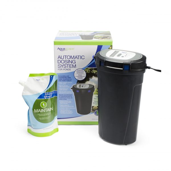 automatic dosing for pond