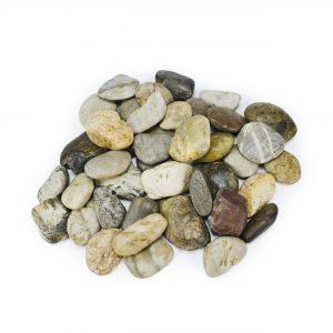 Decorative River Pebbles - Mixed River