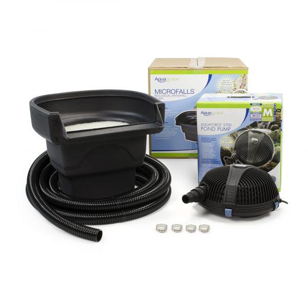 UltraKlean 1000 Pond Filtration Kit