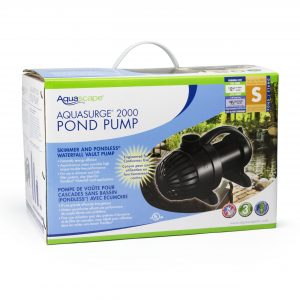 AquaSurge® 2000 Pond Pump
