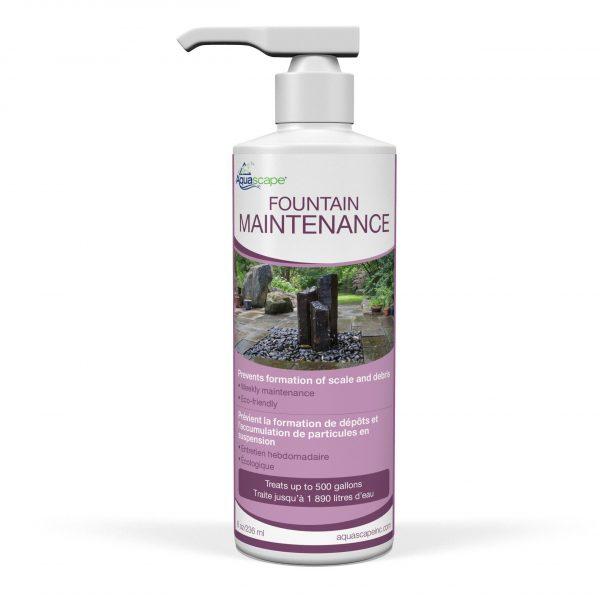 Fountain Maintenance - 236ml / 8oz