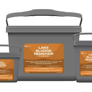 Lake Sludge Remover Packs - 1,152 Packs