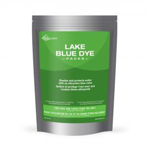 Lake Blue Dye Packs - 4 Packs
