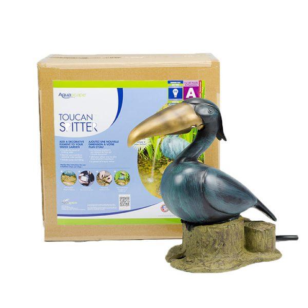 Toucan Spitter