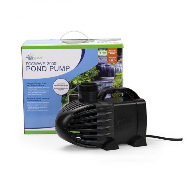EcoWave® 3000 Pond Pump