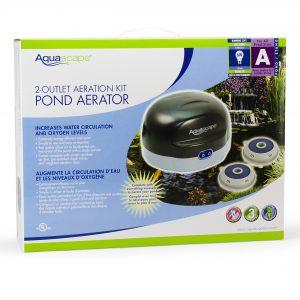 2-Outlet Pond Aeration Kit