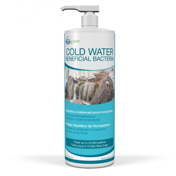 Cold Water Beneficial Bacteria - 946ml / 32oz