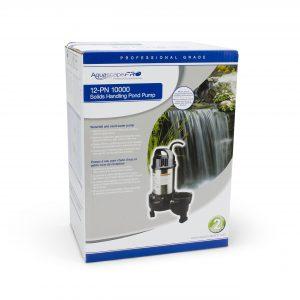 12-PN 10,000 Solids-Handling Pond Pump