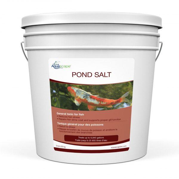 Pond Salt - 9 lbs